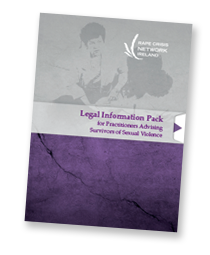 RCNI Legal Information Pack for Practitioners Advising Survivors of Sexual Violence